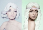 «Косматая голова» от Луизы Уокер: неудавшуюся прическу заменит вязаный парик