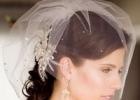 Фата невесты – 10 правил удачного выбора