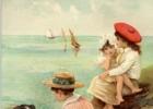 Детская мода 19 века – уменьшенные копии своих родителей
