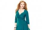 Модная одежда для полных 2013 – красиво и комфортно