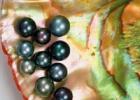 Черный жемчуг - насколько редким он является