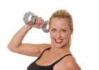5 лучших упражнений для увеличения груди - естественная красота