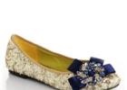 Туфли без каблука: как сделать, чтобы они великолепно смотрелись