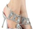 Нетрадиционная свадебная обувь – креативный дизайн
