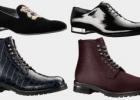 Мужская обувь от Louis Vuitton: бархат, вышивка и мишки