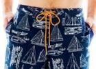 Мужские пляжные шорты: демонстрация вашей индивидуальности